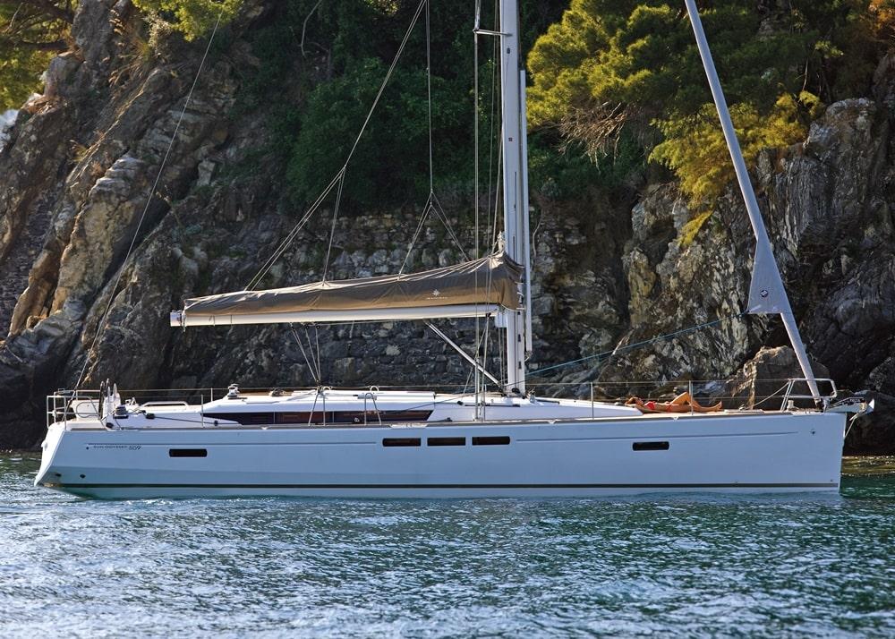 unique1 yacht